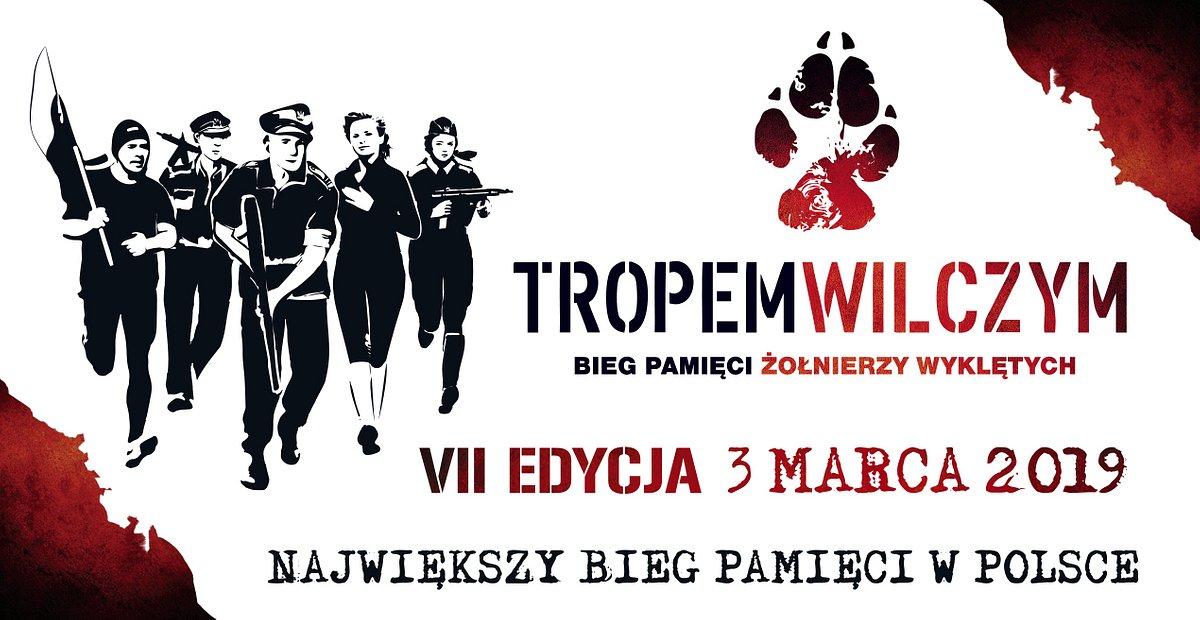 """PKO Bank Polski zaprasza na VII Bieg """"Tropem Wilczym"""""""