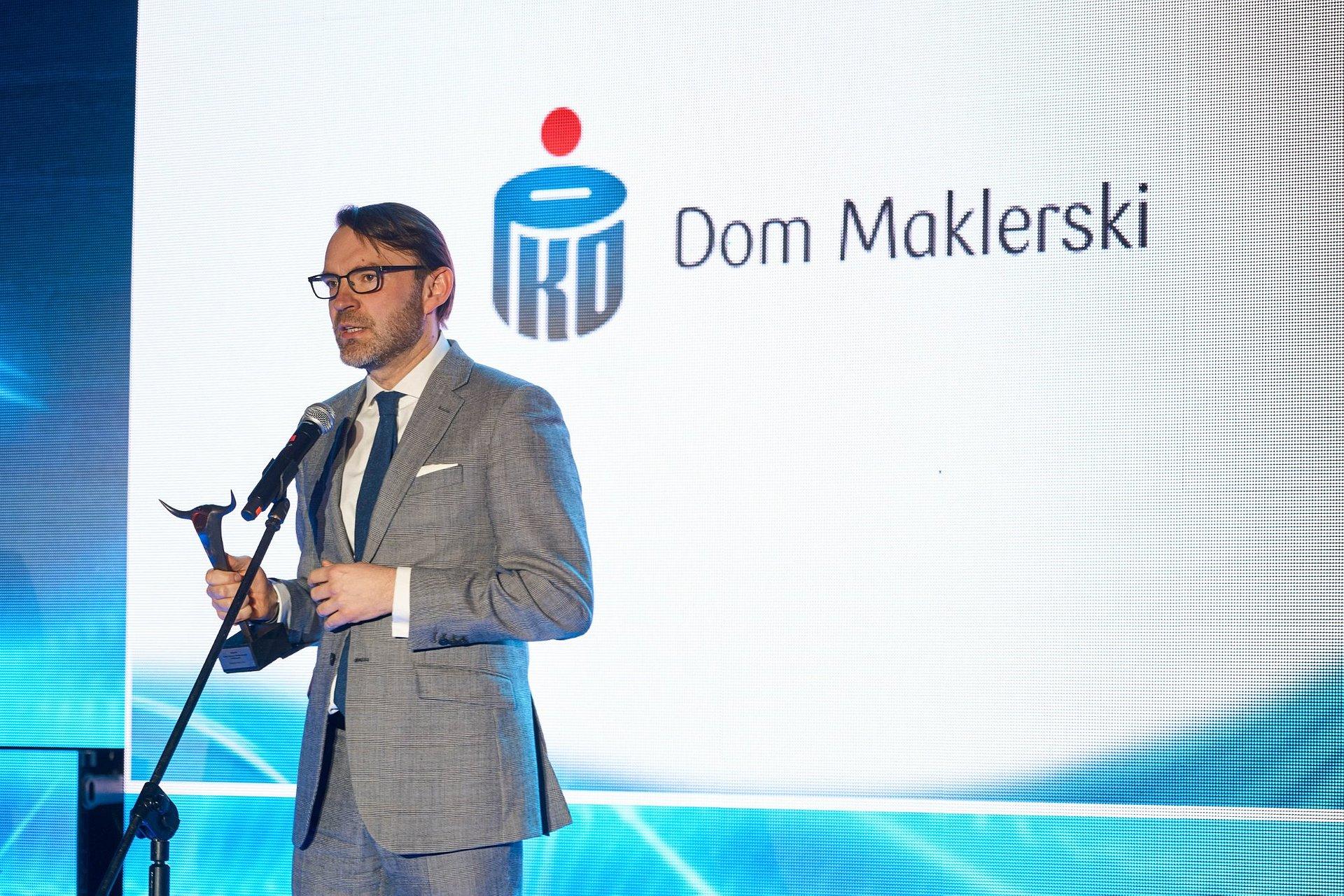 Dom Maklerski PKO Banku Polskiego Brokerem Roku 2018