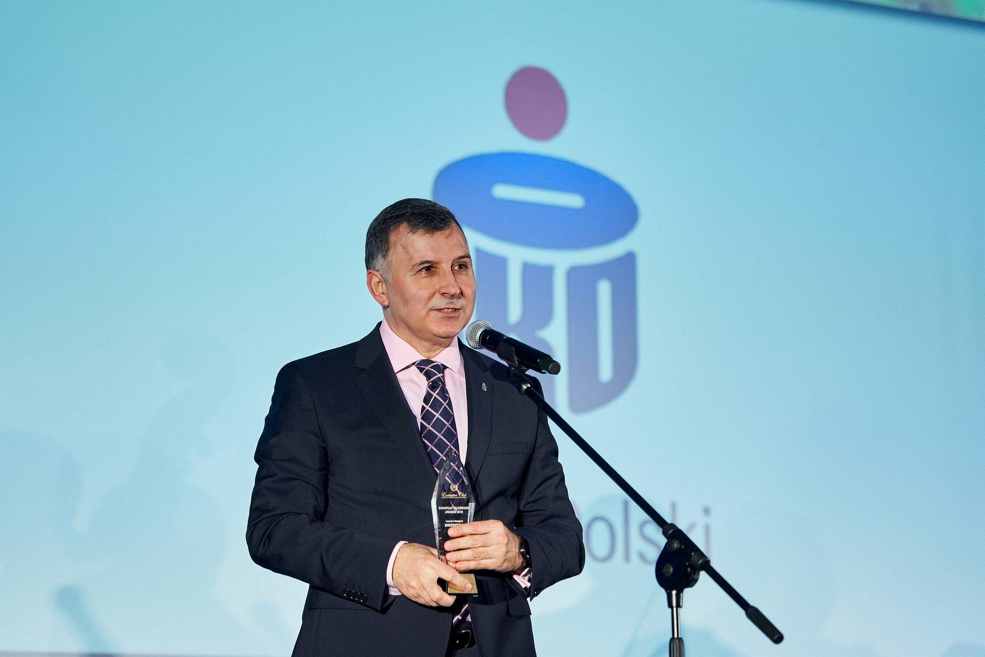 PKO Bank Polski liderem innowacji