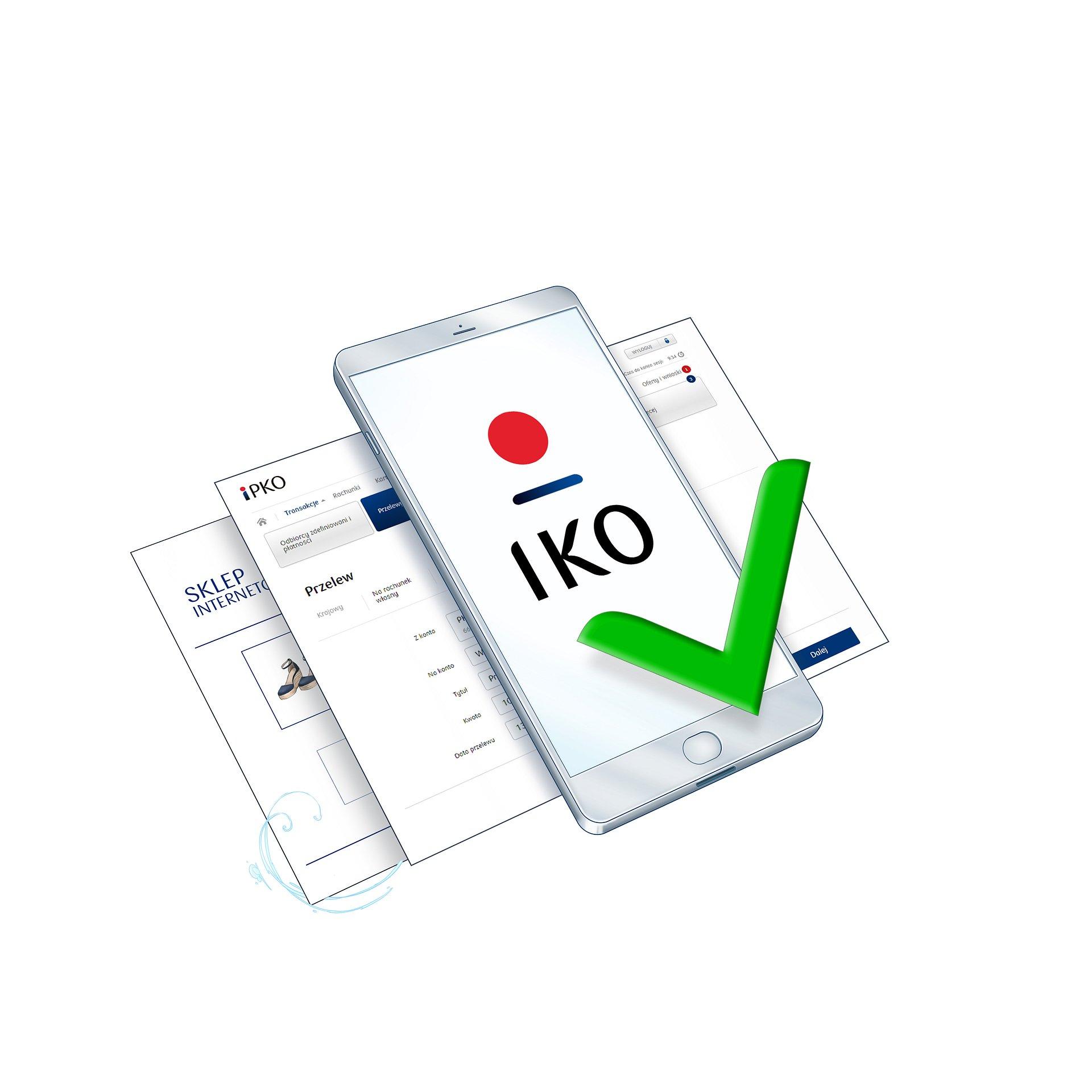 Mobilna autoryzacja dostępna w PKO Banku Polskim