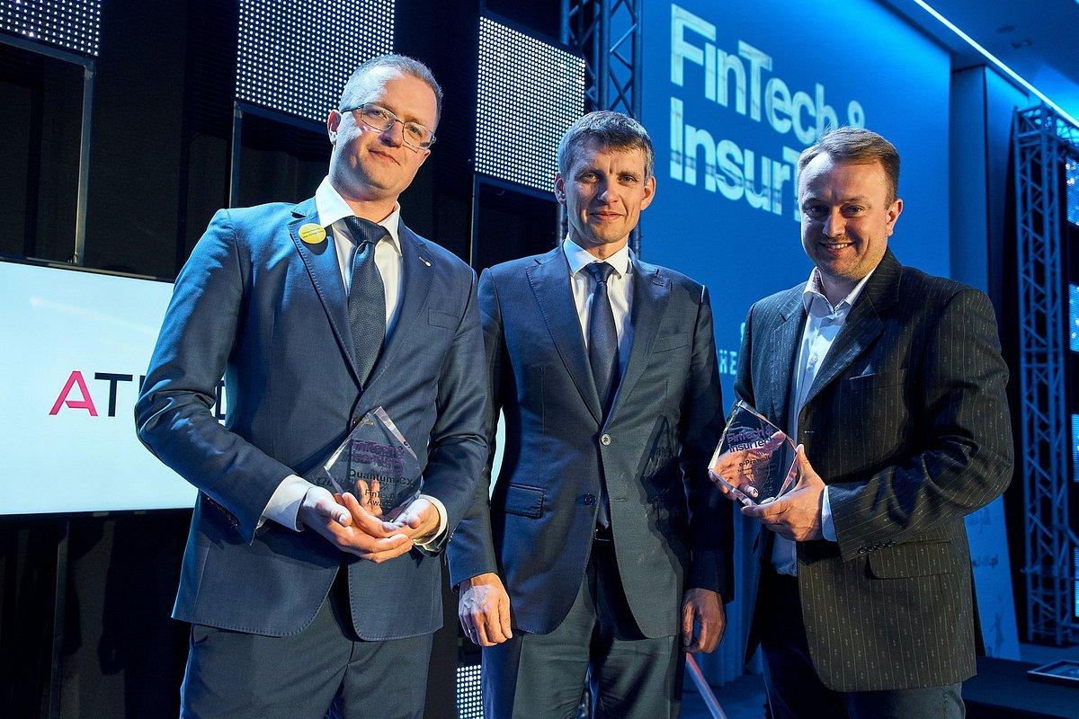 PKO Bank Polski podwójnym laureatem FinTech & InsurTech Awards