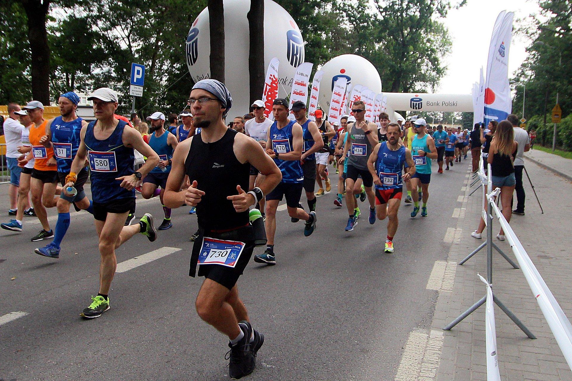 Biegniemy w PKO Półmaratonie Solidarności – pamiętamy o Lubelskim Lipcu