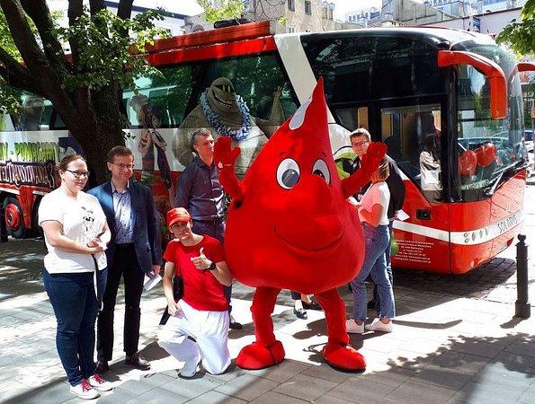 14 czerwca Bankowa Akcja Honorowego Krwiodawstwa odwiedzi kolejne miasta!