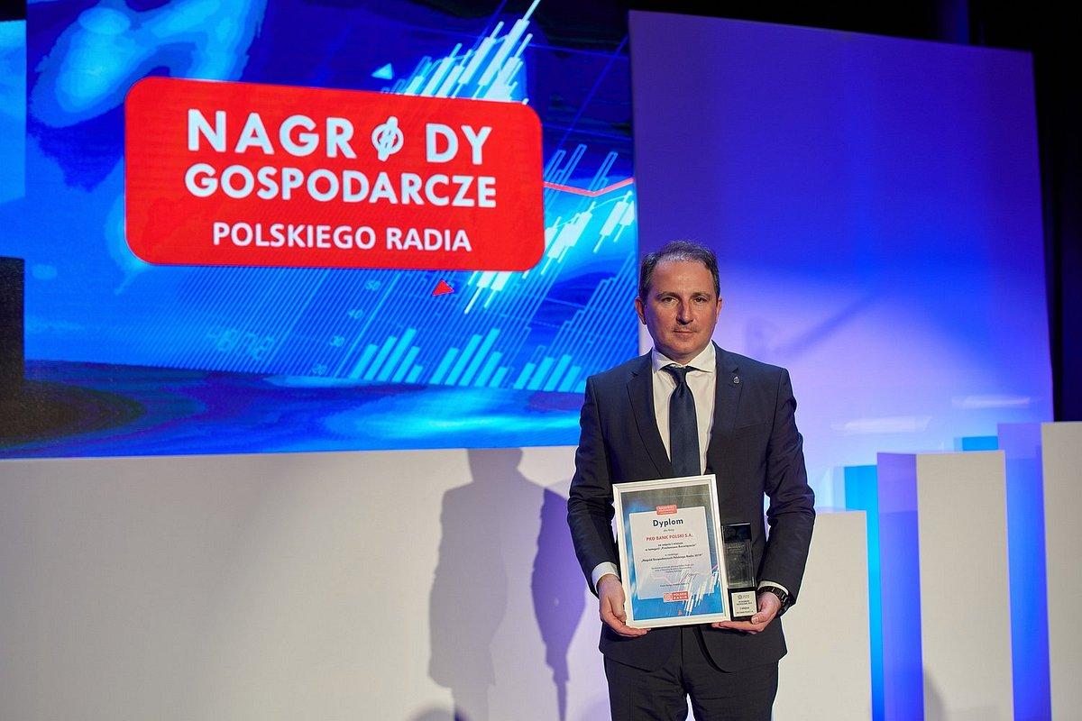 PKO Bank Polski laureatem dwóch Nagród Gospodarczych Polskiego Radia