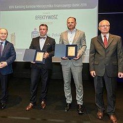 """PKO Bank Polski doceniony w Rankingu Banków Miesięcznika Finansowego """"Bank"""""""
