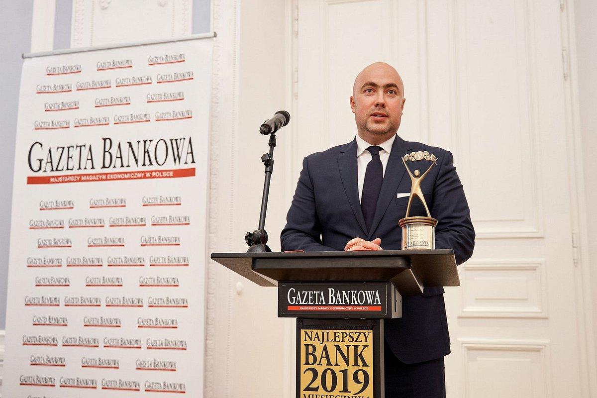 PKO Bank Polski Najlepszym Bankiem 2019