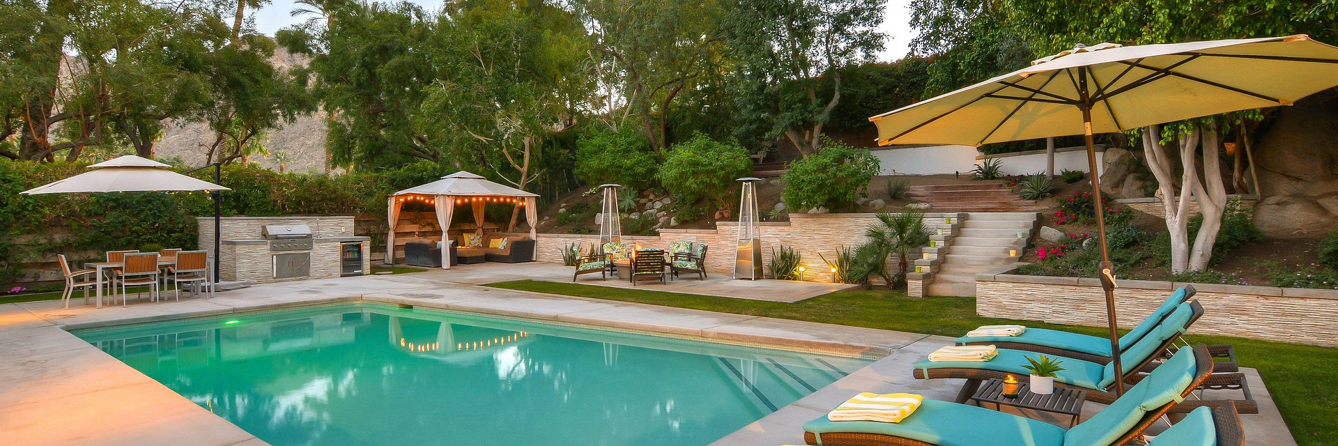 Coldwell Banker Residential Brokerage Lists Indian Wells Mid- Century Modern Property for $939,000