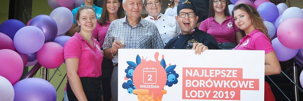 """Baborów ma """"Najlepsze lody borówkowe 2019"""""""