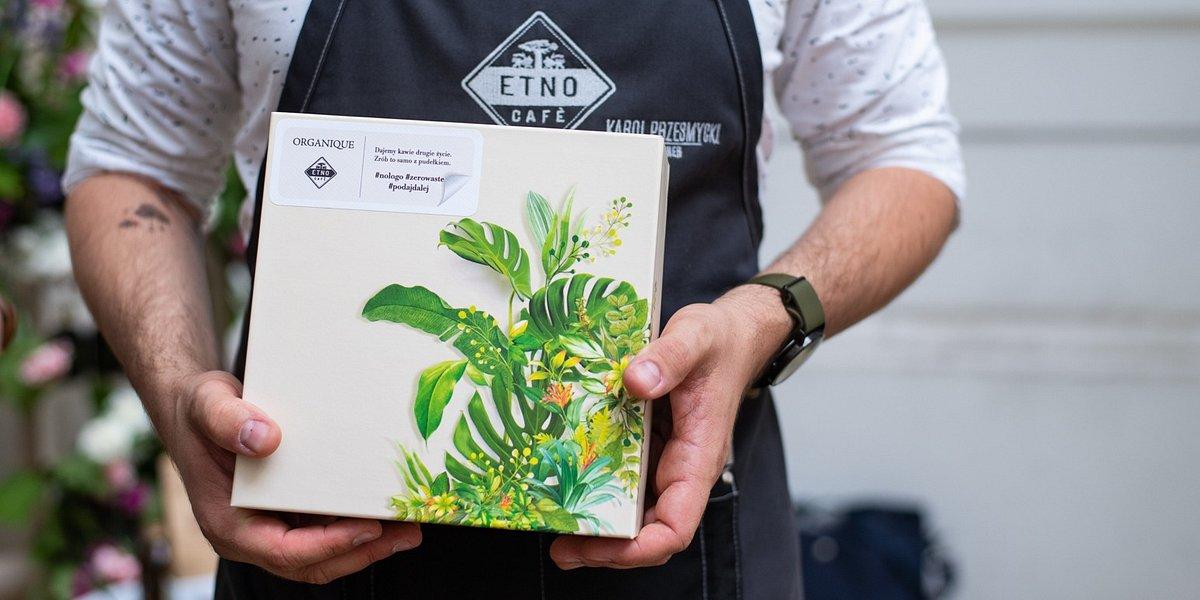Zestaw zero waste Etno Cafe i Organique już w sprzedaży