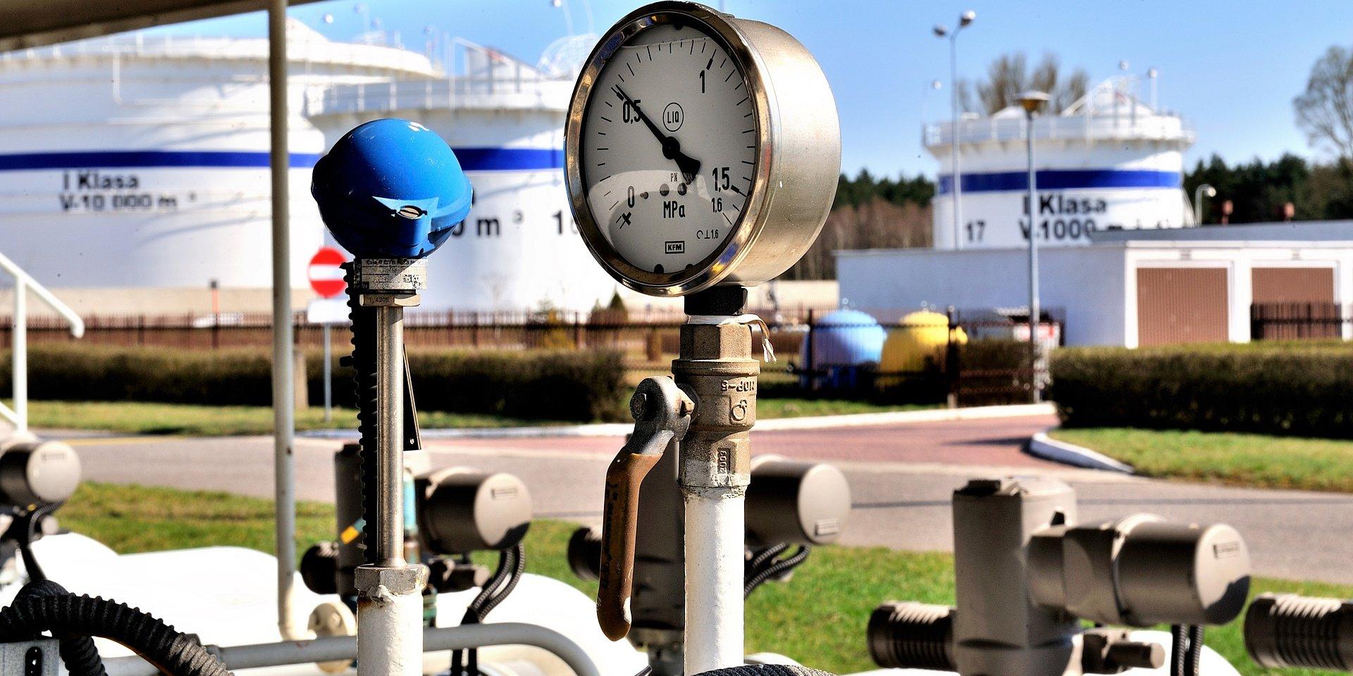 PERN konsekwentnie rozbudowuje bazy paliw