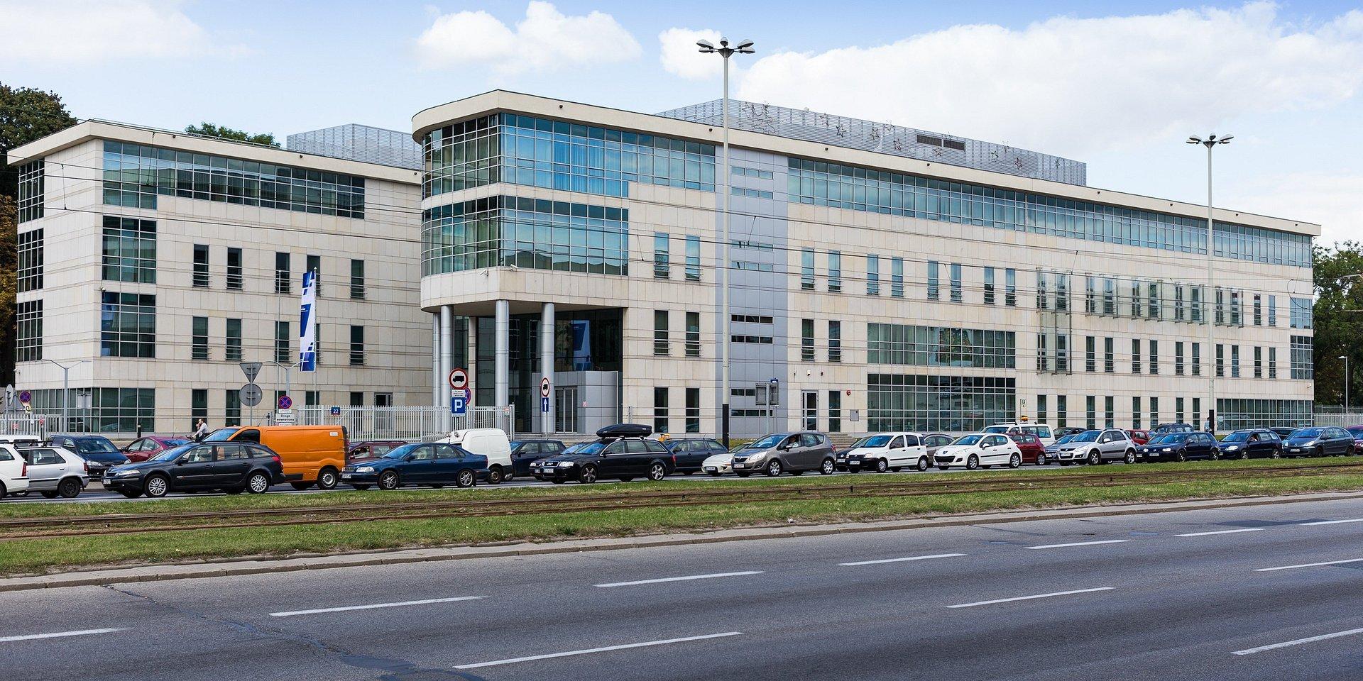 Biurowiec Łódź 1 pod opieką Colliers International