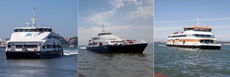 Axians transforma experiência digital do transporte fluvial no Tejo