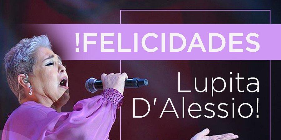 Lupita D´Alessio será galardonada con el Premio a la Excelencia Musical por la Academia Latina de la Grabación®