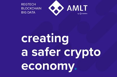 AMLT By Coinfirm: New AMLT Roadmap for July 2019
