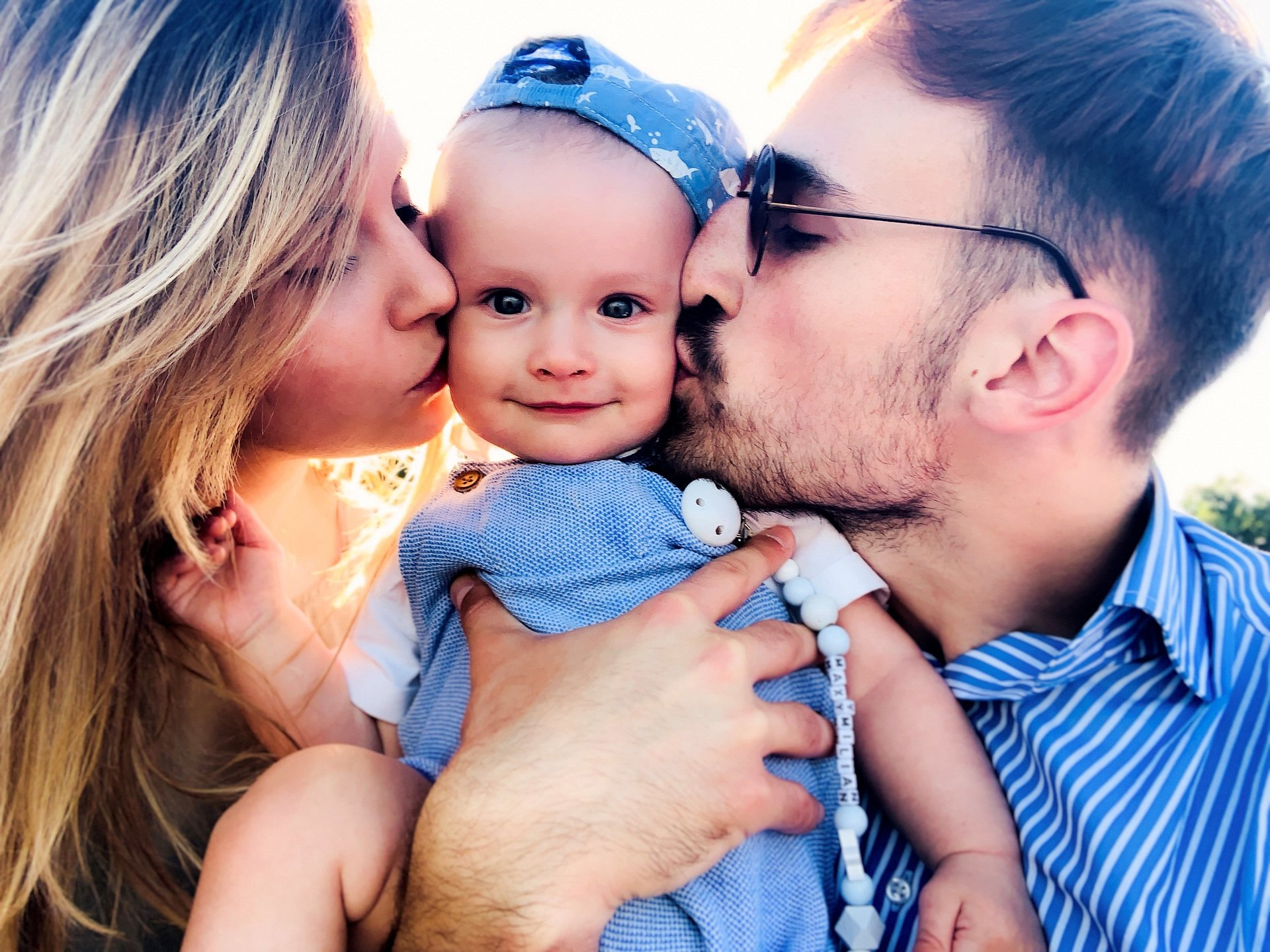Przeszczep szpiku, który może uratować życie dziecka10-miesięczny Max pilnie potrzebuje Dawcy niespokrewnionego