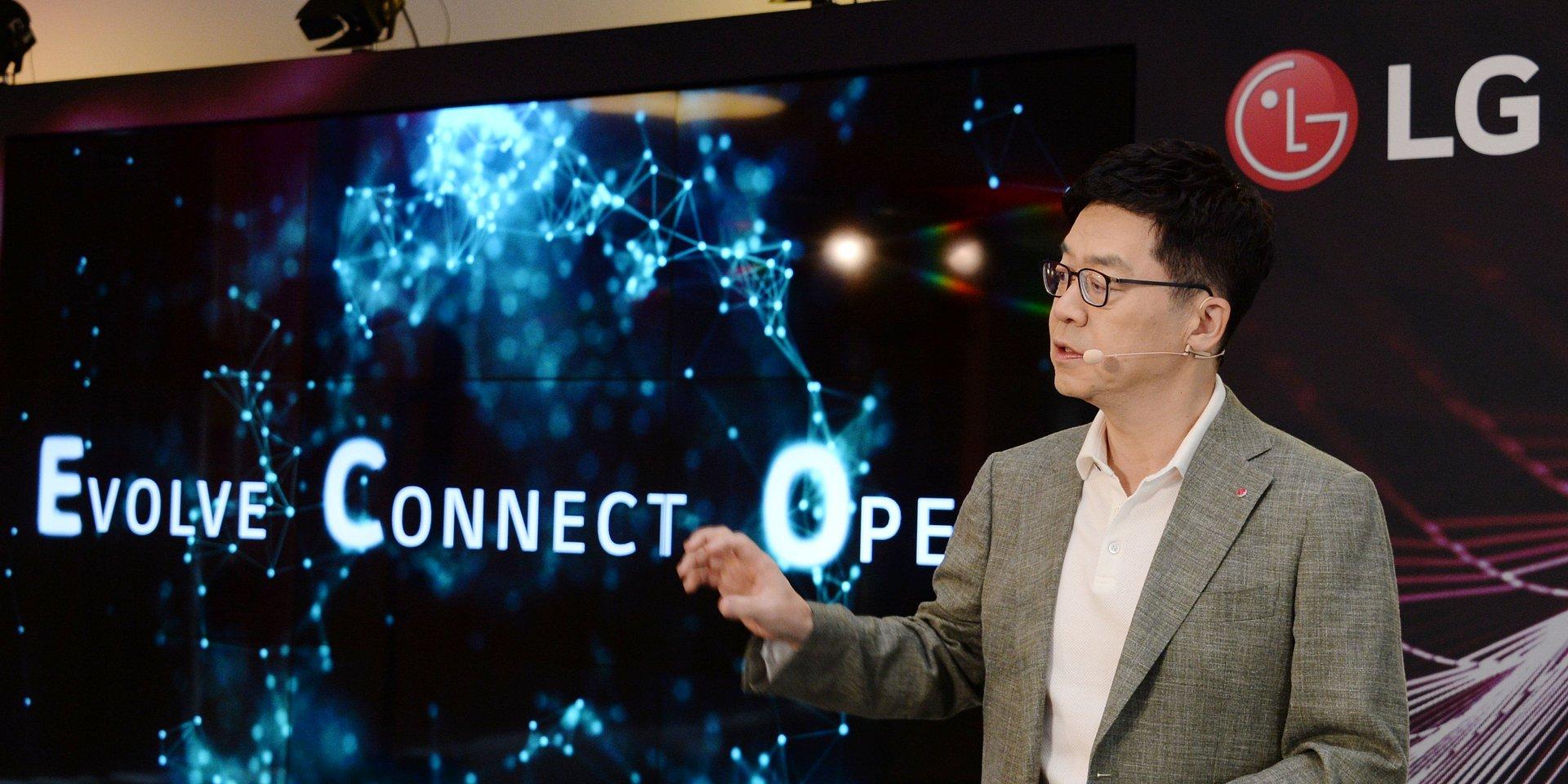 Anywhere is home – Prezes LG podzielił się swoją wizją przyszłości na konferencji inaugurującej targi IFA 2019