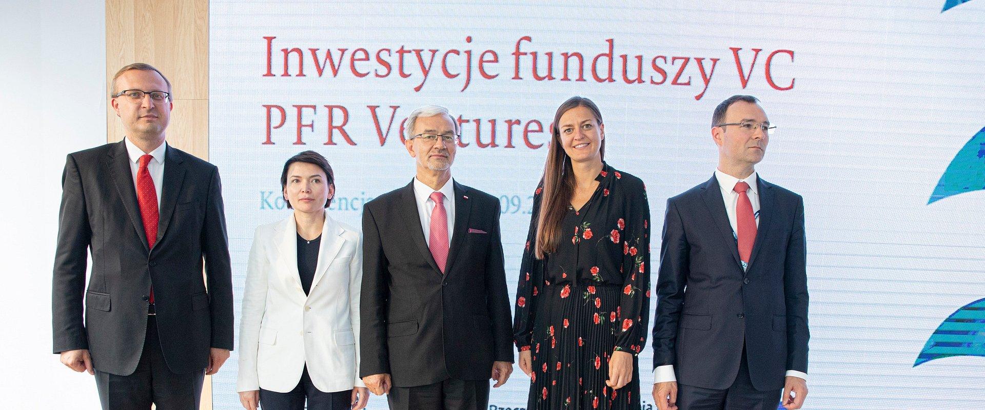 Fundusze VC PFR Ventures podpisały już umowy ze start-upami na ponad 100 mln zł