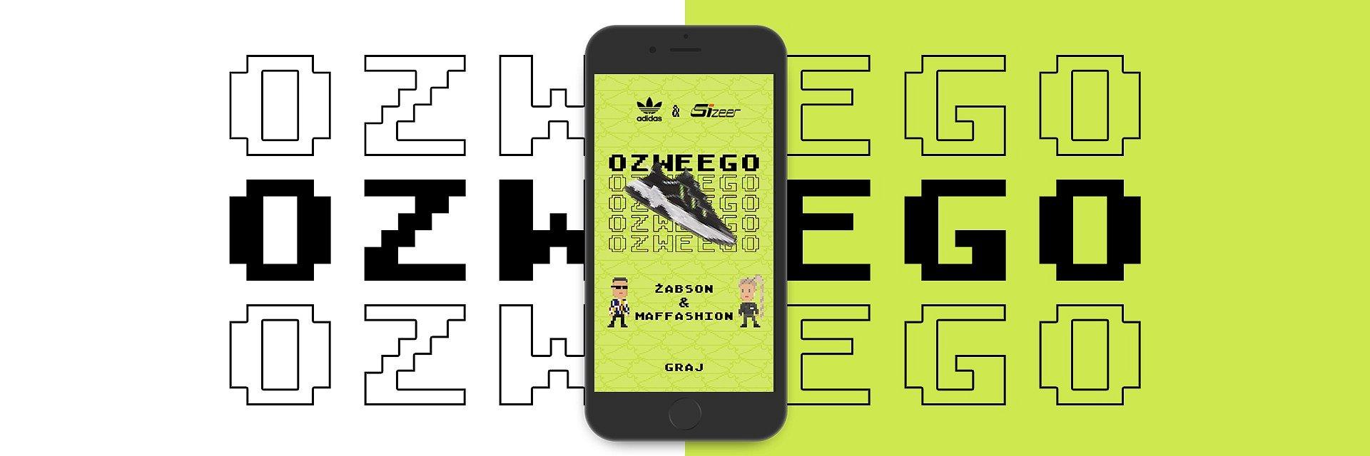 The Digitals (Grupa S/F) autorem gry promującej nowy model butów adidas OZWEEGO w salonach Sizeer.