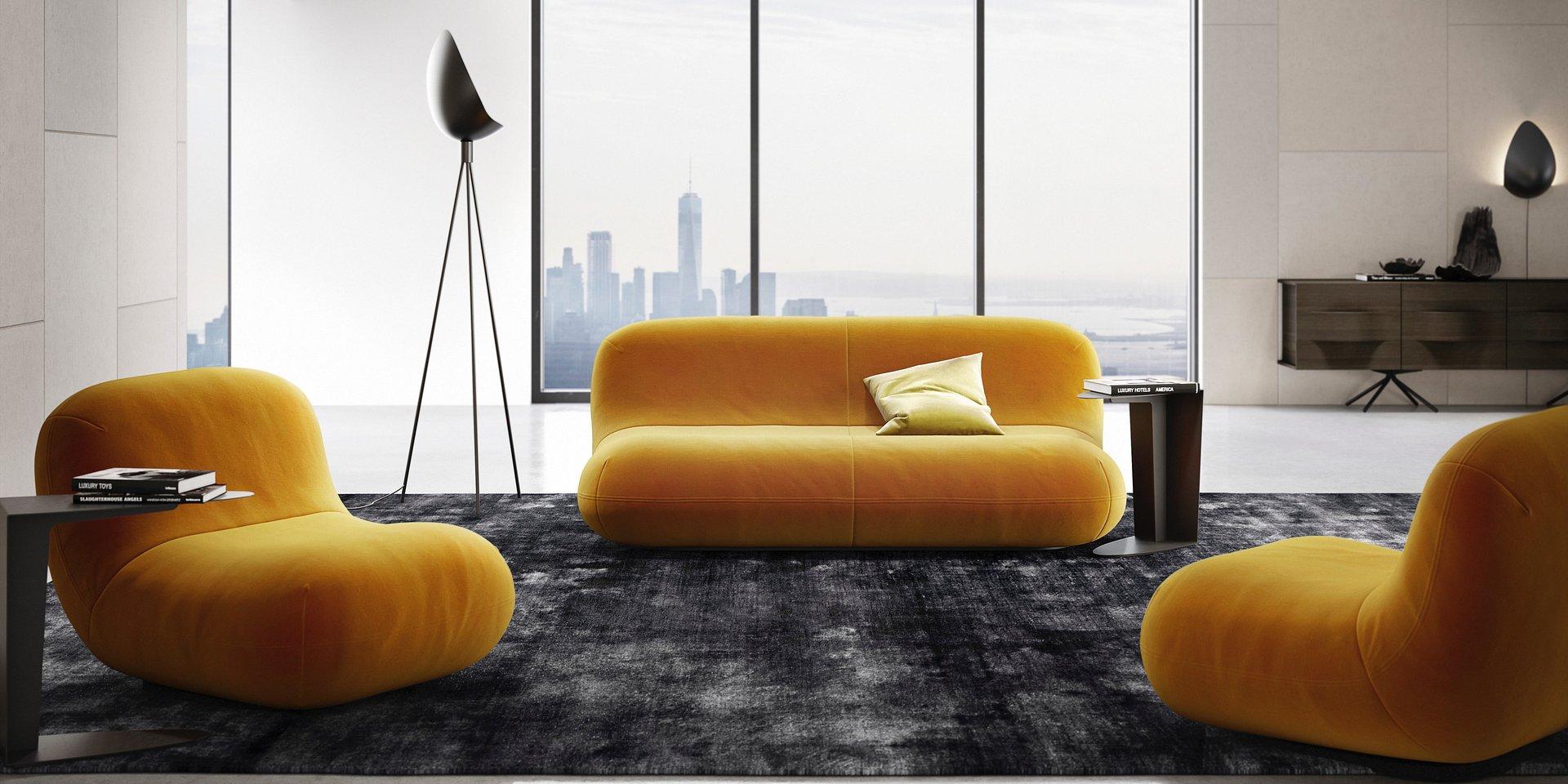 BoConcept przedstawia nową kolekcję mebli Chelsea projektu Karima Rashida.