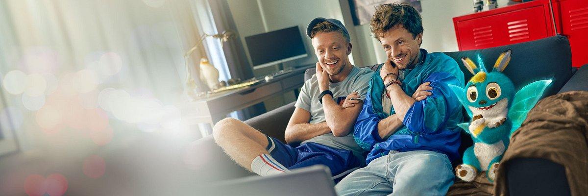 UPC Polska rusza z nową kampanią reklamową i przedstawia nowego ulubieńca rodziny - UPCeusza