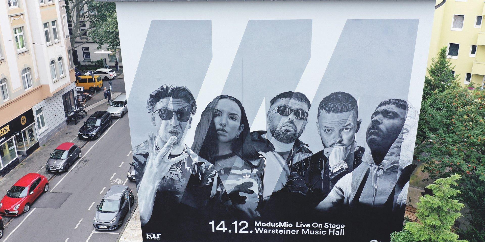 Dortmund macht sich bereit für Modus Mio Live On Stage 2019