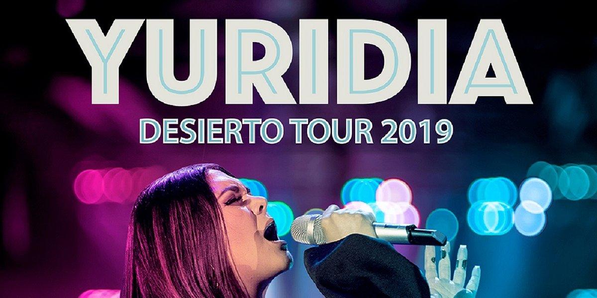 Yuridia suma otro Sold Out en el Auditorio Nacional