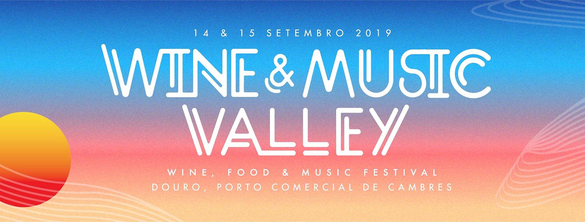 Wine & Music Valley| Acreditação de Imprensa