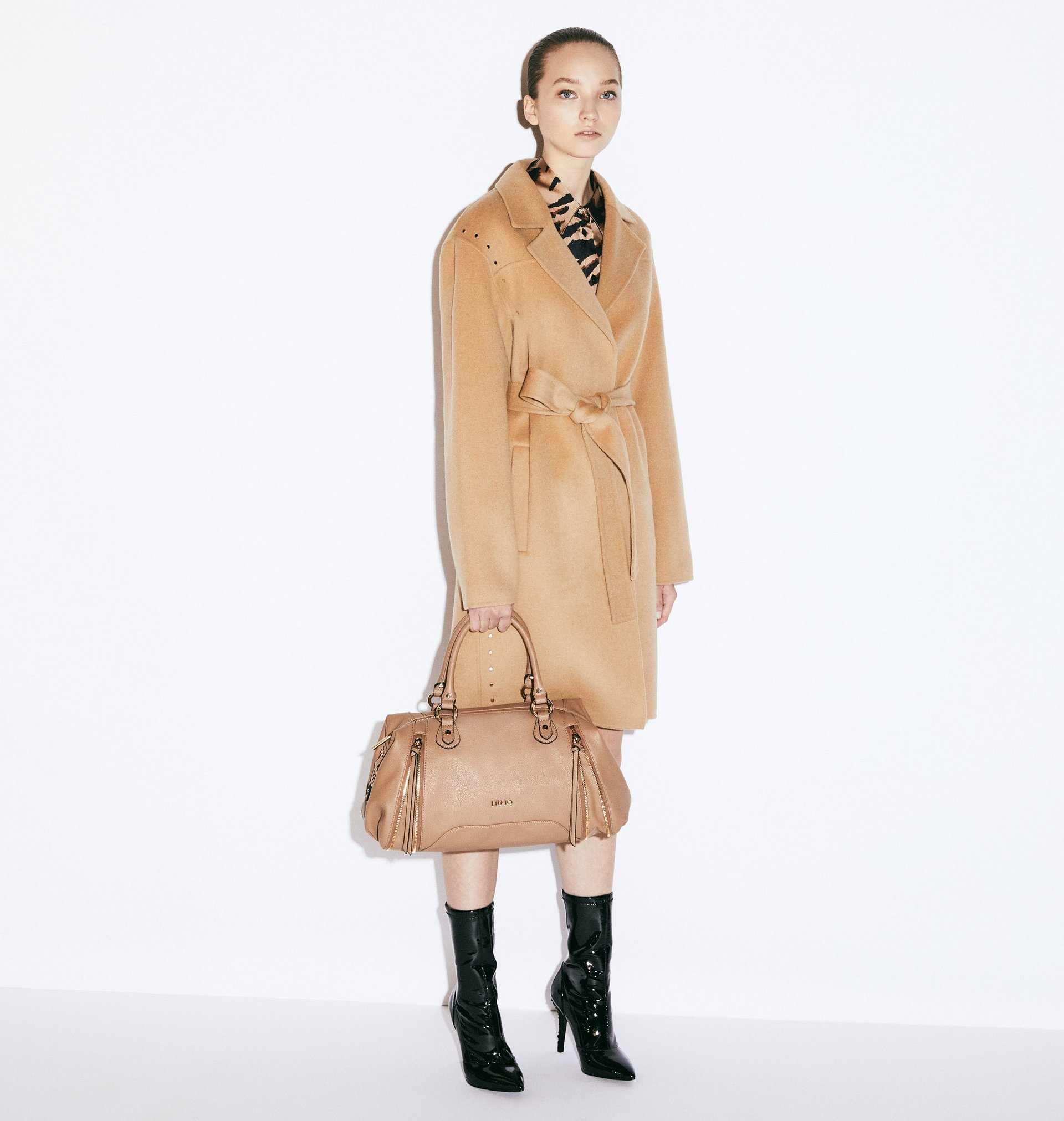 Jesień we włoskim stylu – kolekcja płaszczy i kurtek marki Liu Jo A/W 2019/20