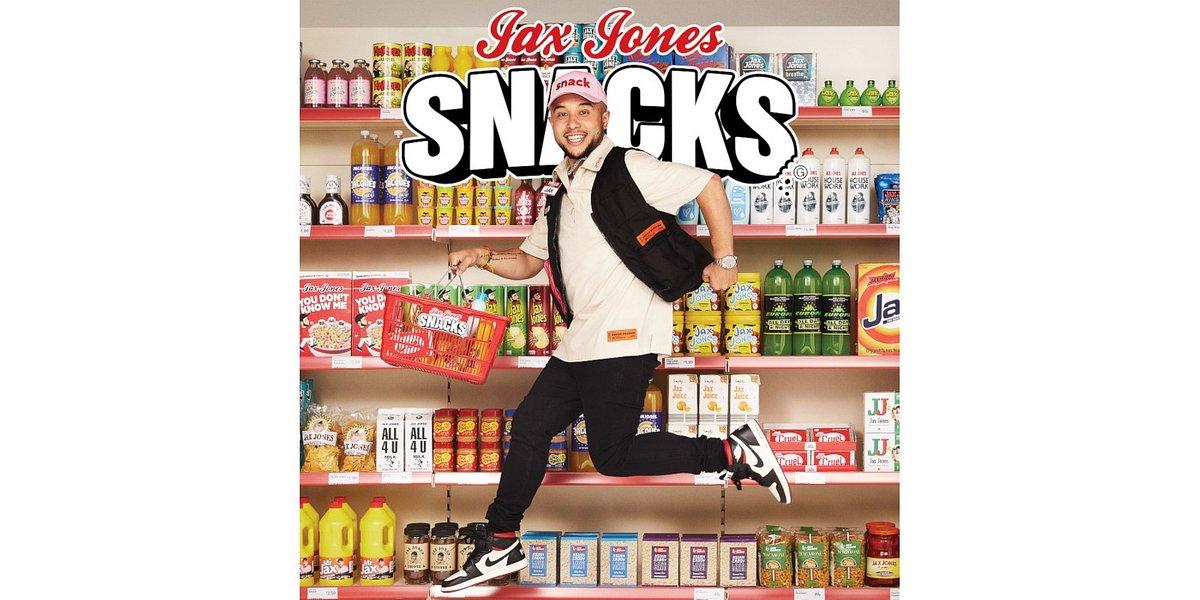 """Jax Jones z najlepszą imprezową playlistą – posłuchaj albumu """"Snacks"""""""