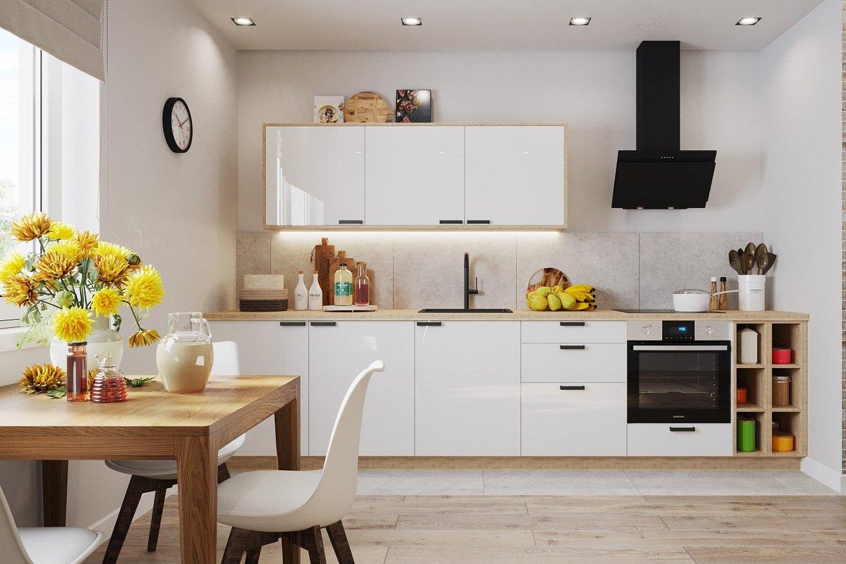 Modnie urządzona kuchnia dla każdego – 4 propozycje od salonów Agata