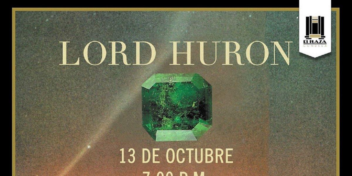 Comunicado Oficial: Lord Huron