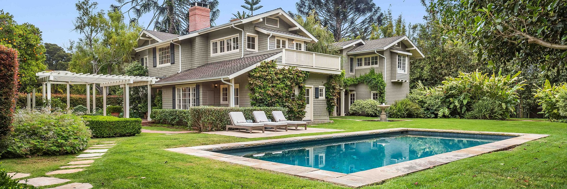 Coldwell Banker Residential Brokerage Lists Historic Montecito Property for $4.95 Million