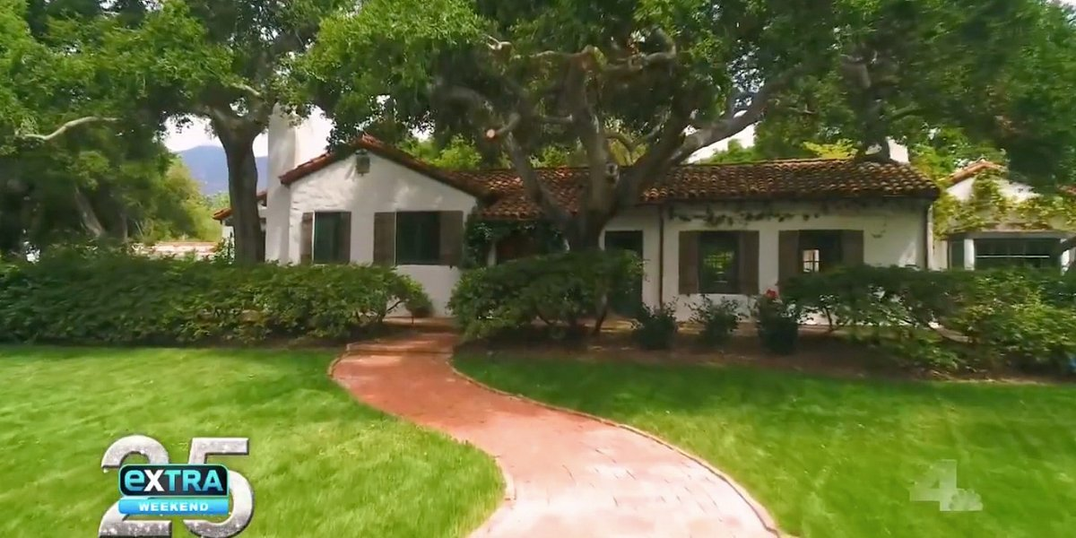 ExtraTV Tours Jeff Bridges' Montecito Home Listed by Coldwell Banker Residential Brokerage