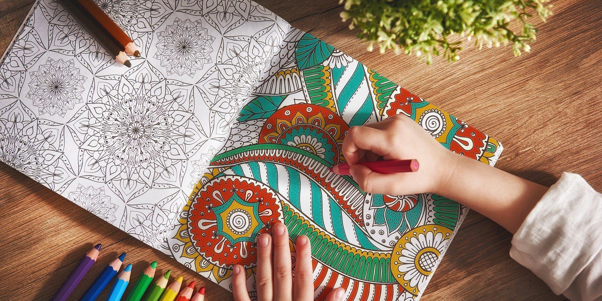 Jak kolorowanie wpływa na rozwój dziecka?