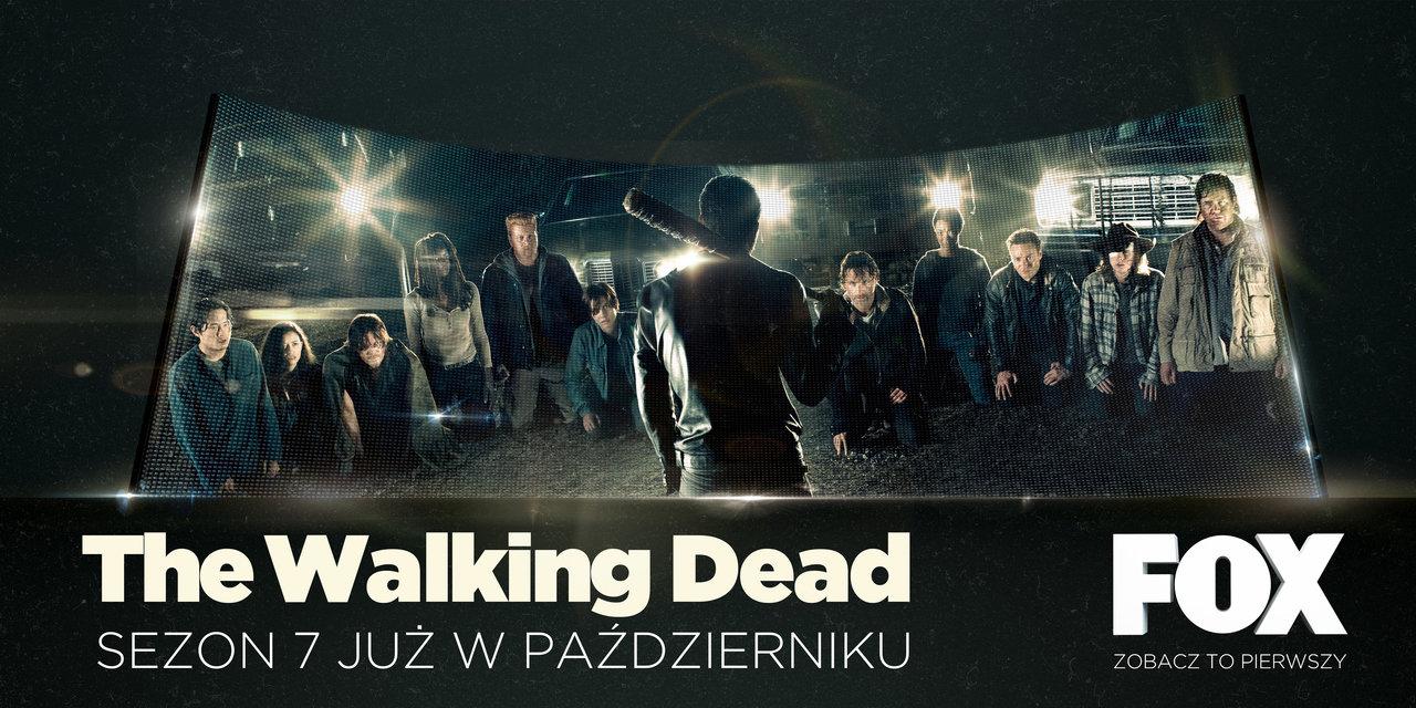 "PIERWSZA GRAFIKA PROMUJĄCA7. SEZON ""THE WALKING DEAD"""