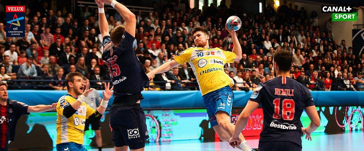 Platforma CANAL+ z prawami do Ligi Mistrzów VELUX EHF piłkarzy ręcznych