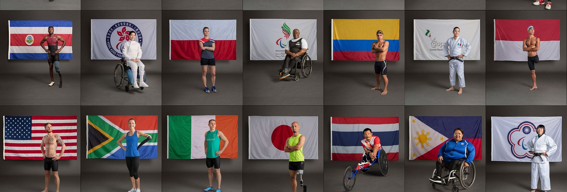 #TeamCiti – 41 paralympic athletes going to the Paralympic Games in Tokyo.