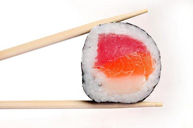 Sushi chrupie, strzela i się rozpływa - nowe trendy
