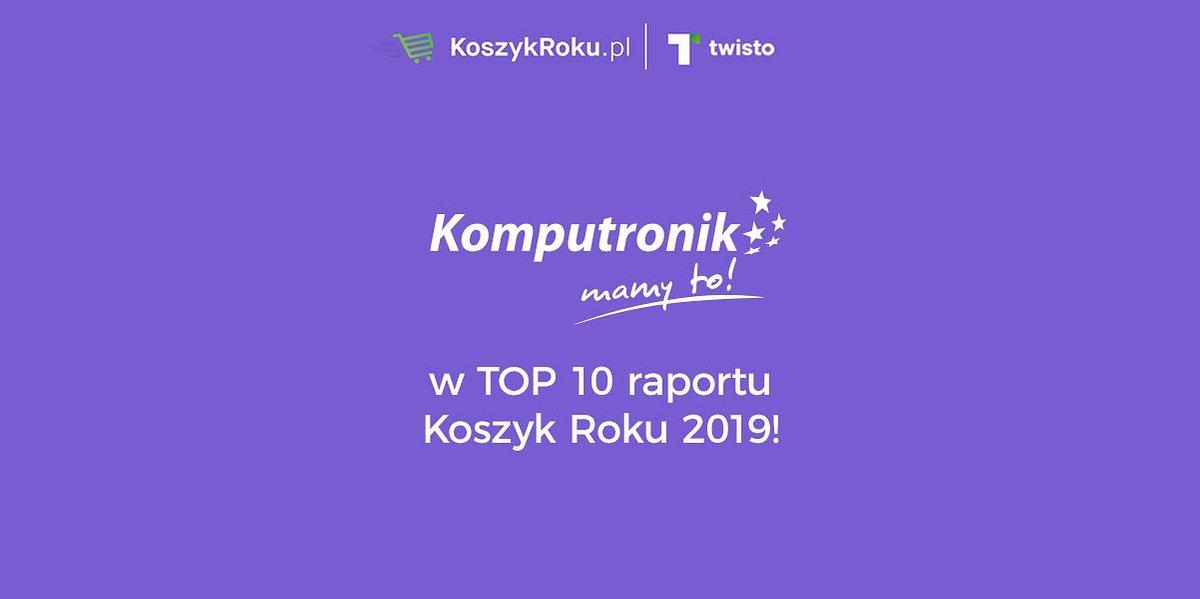 Komputronik jednym z najbardziej przyjaznych e-commerce'ów w Polsce!