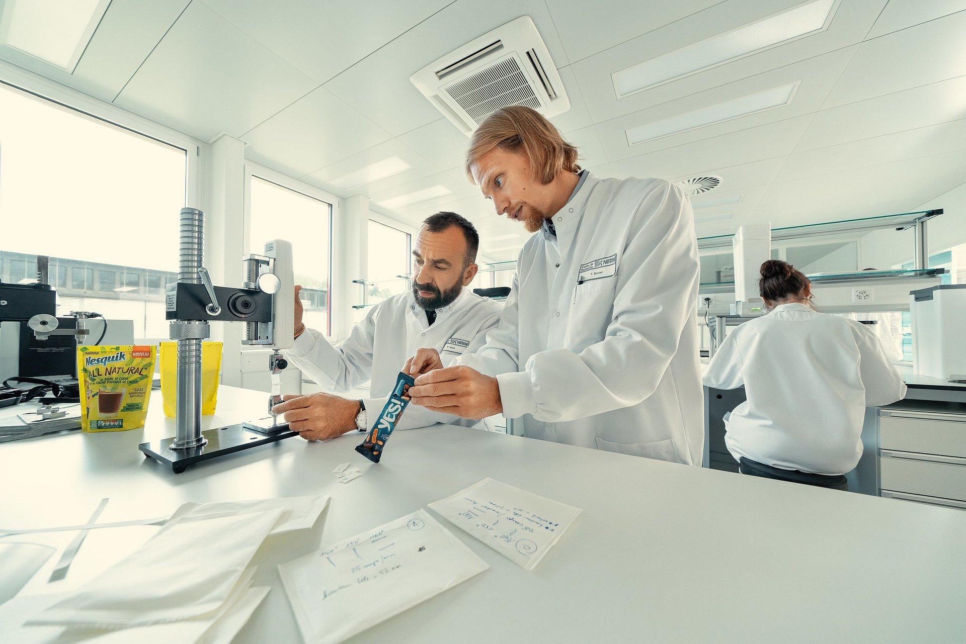 Novo centro de pesquisa da Nestlé é o primeiro da indústria alimentar dedicado ao estudo das embalagens