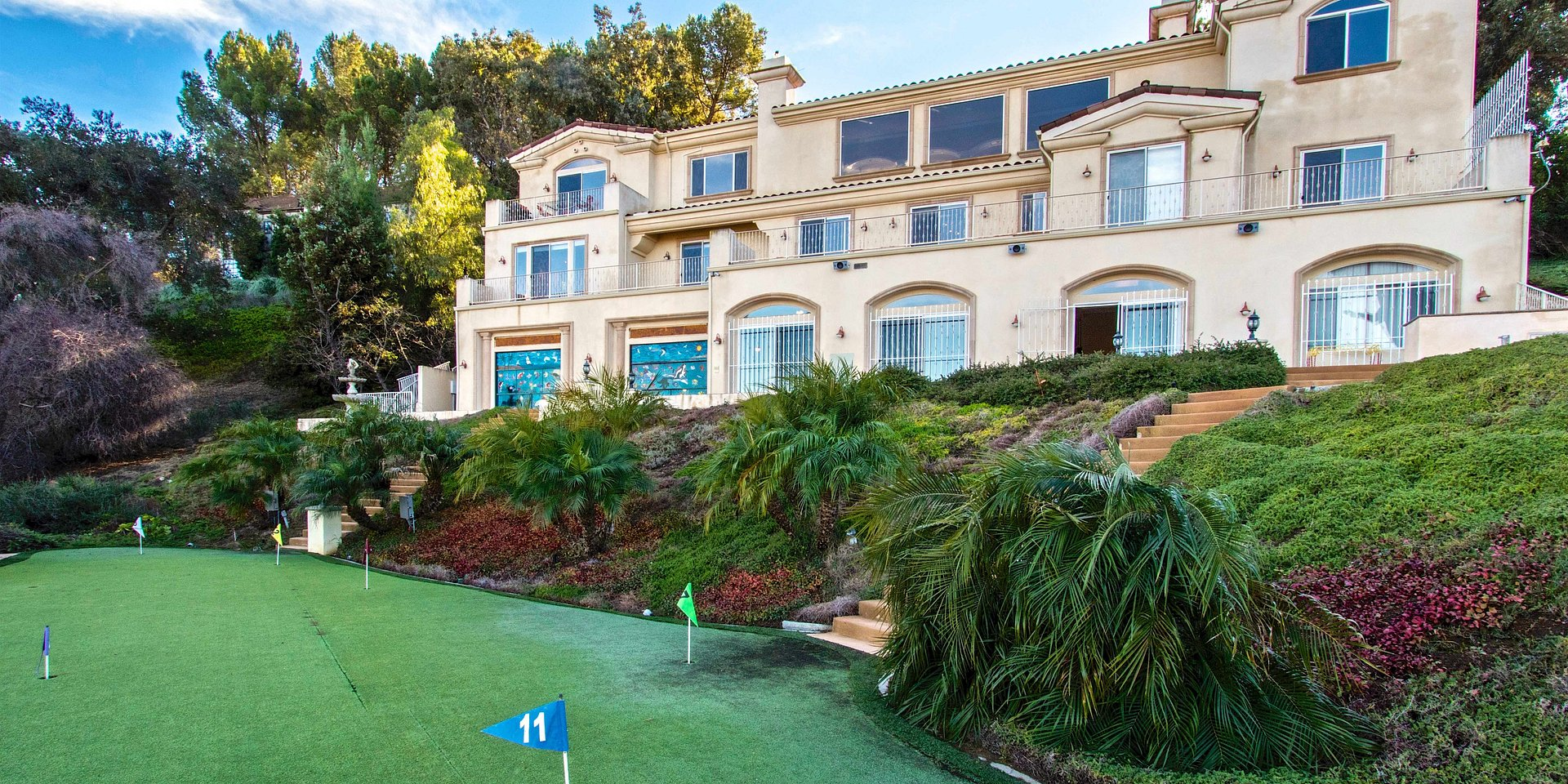 Coldwell Banker Residential Brokerage Lists the Los Angeles Property for $8.995 Million