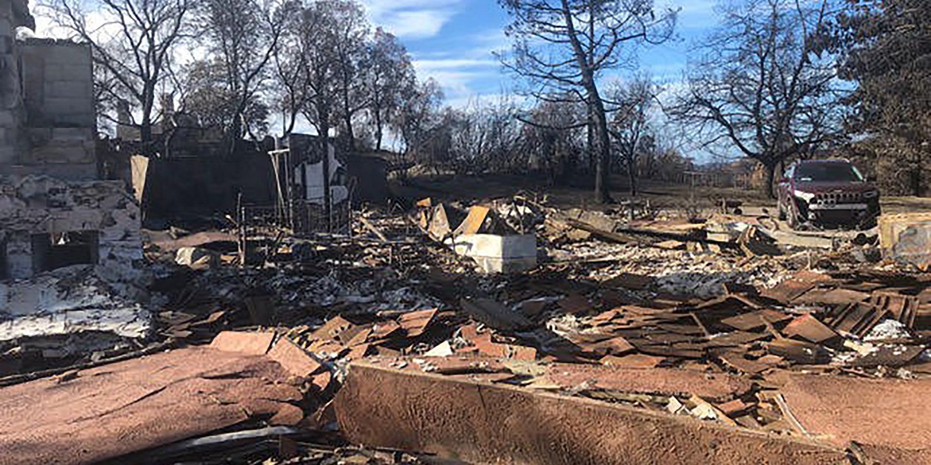Coldwell Banker Residential Brokerage Learns Human Strength Rises from Ashes of Woolsey Fire