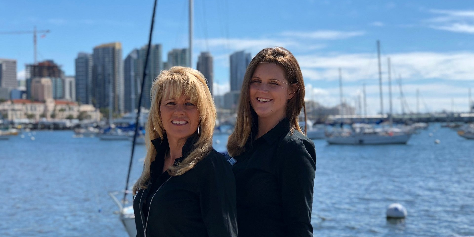 Jamie & Ashley Luke Leave Compass to Affiliate with the Carmel Valley Office of Coldwell Banker Residential Brokerage