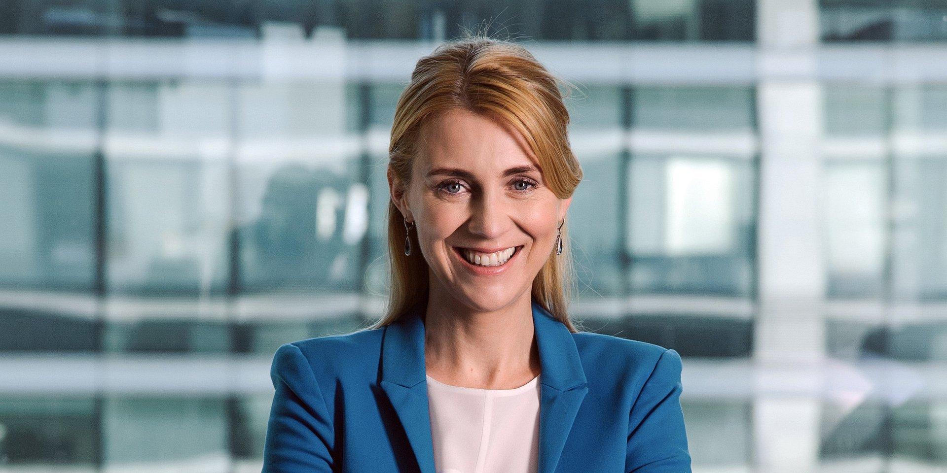 Monika Rajska-Wolińska laureatką II edycji plebiscytu BrandMe CEO