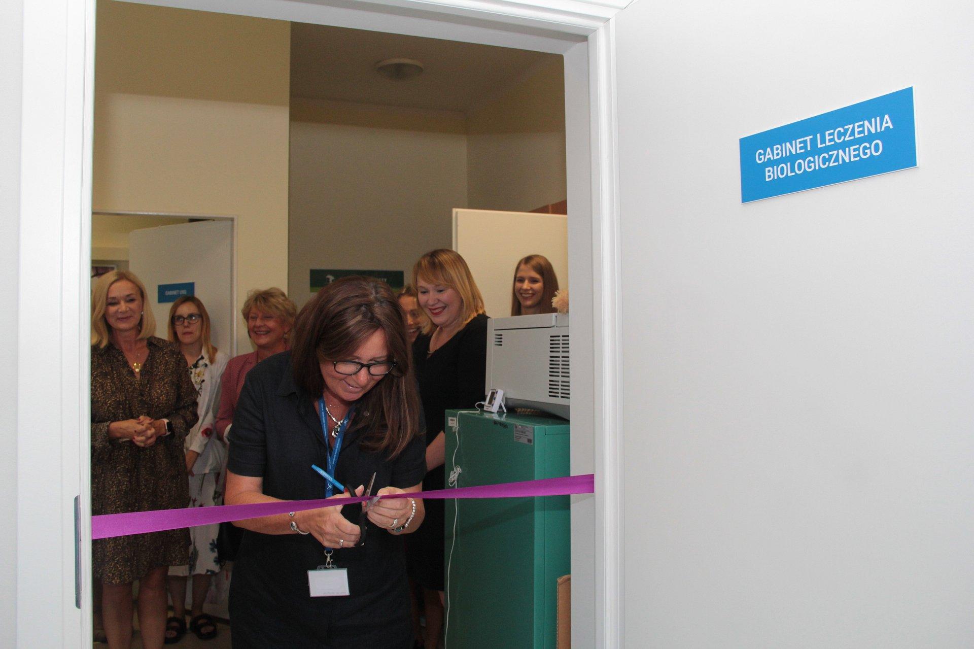 Uniwersyteckie Centrum Pediatrii im. M. Konopnickiej oficjalnie otwiera Salę Podań Leków