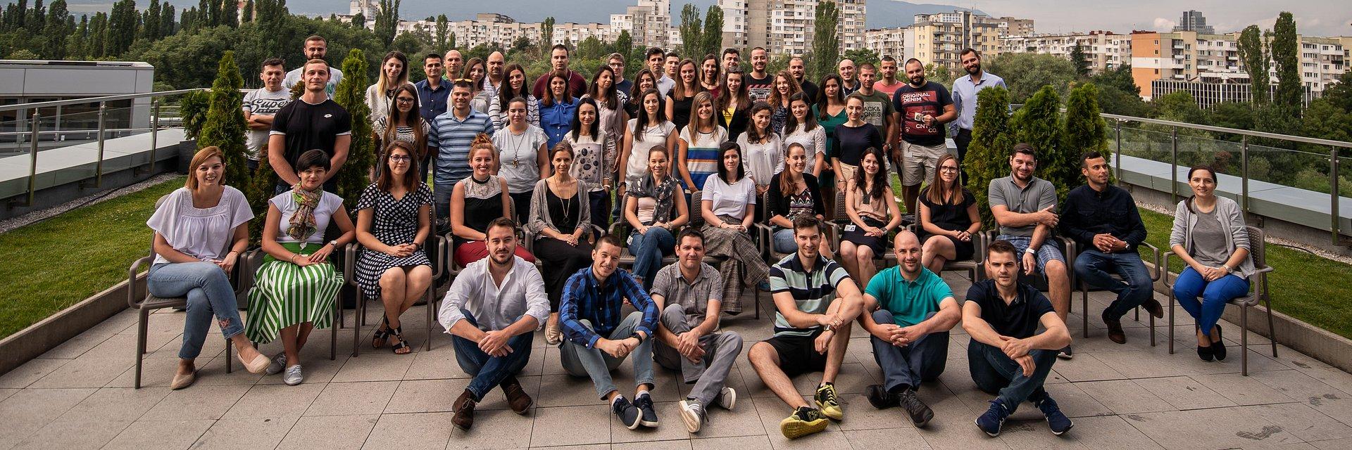 VMware България е мултифункционален хъб с големи таланти в сферата на бизнеса и финансите