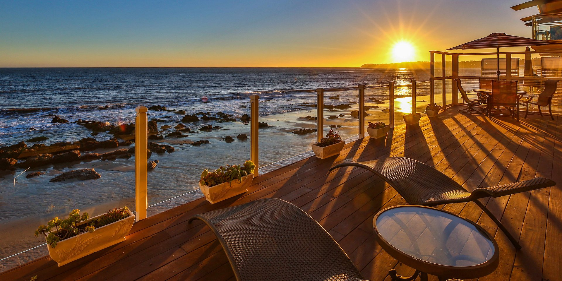 Coldwell Banker Residential Brokerage Lists the Malibu Beachfront Home of Barry Williams from the Brady Bunch for $6.375 Million