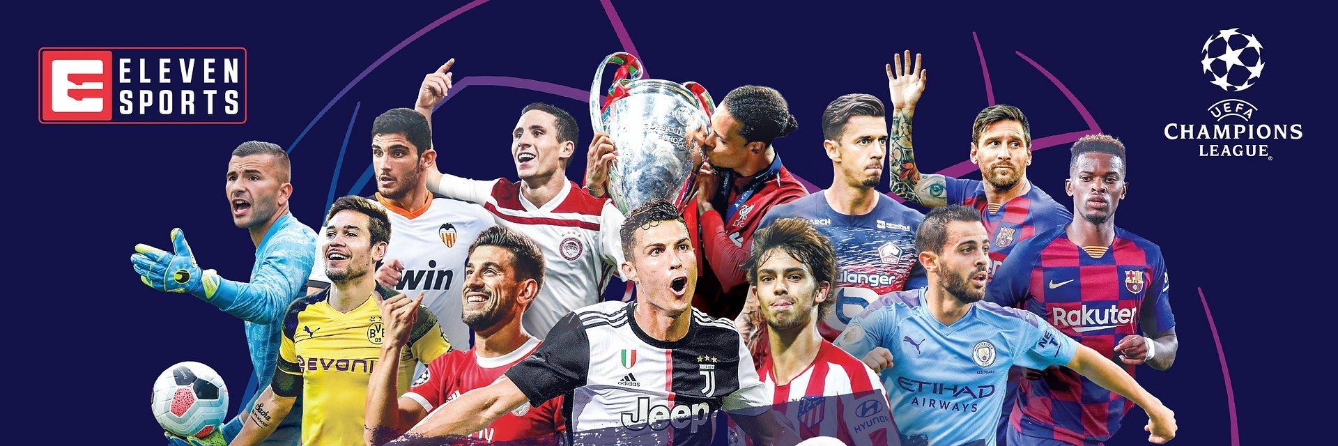 Eleven Sports transforma Lisboa em palco privilegiado da Liga dos Campeões