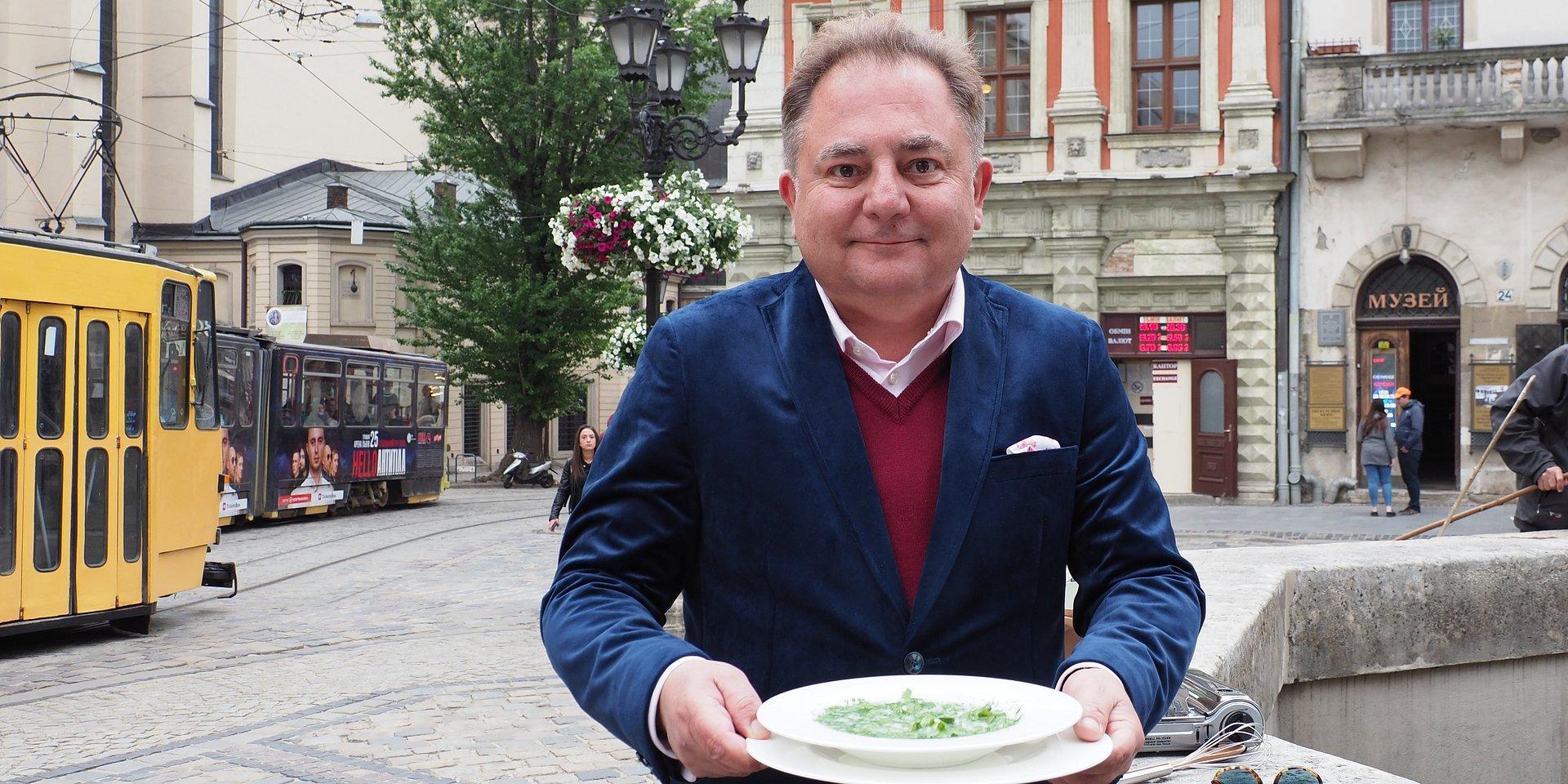 """Nowe odcinki programu """"Makłowicz w drodze"""" w Food Network!"""