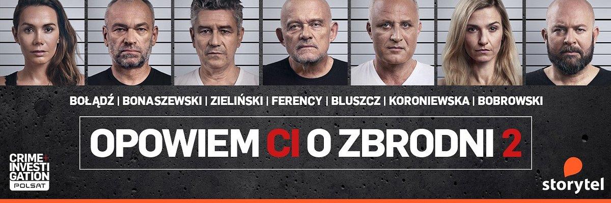 """Na czym polega fenomen true crime? Rusza nowy sezon """"Opowiem ci o zbrodni"""" w Storytel"""
